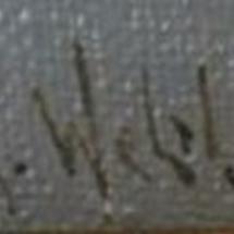 Signering van Henk Welther (1)