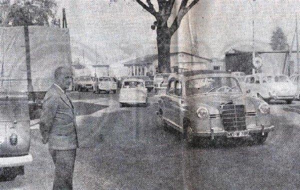 Richard Stevens op 23 mei 1963 aan de Heronger grens (Het Venlo Incident)
