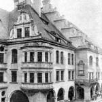 Bürgerbräukeller in München (Johann Georg Elser)