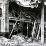 Bürgerbräu Keller na de aanslag (Johann Georg Elser)