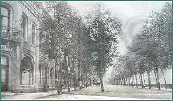 Kaldenkerkerweg begin 1900 (Oud Venlo)