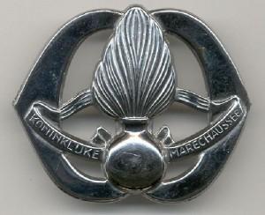 KMar embleem (Brigadecommandanten)